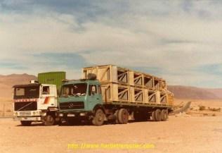 Mais dans le désert nous étions au Négresco.