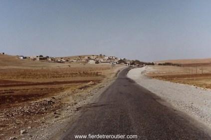 Le long de la frontière Irakienne...