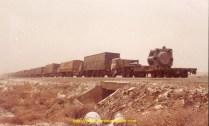 Transports COUCHET, frontière Bazargan, 2 à 3 jours d'attente, à plus de 2000m d'altitude.