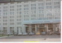 Hôtel internationale Américain / Russe