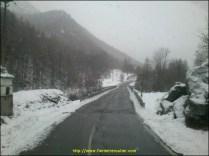 plus je monte et plus il y a de la neige