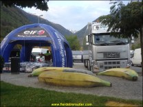 1er voyage ou presque à Martigny CH et les bananes géantes