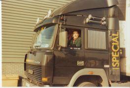 Marcel le cheminot au volant du 48