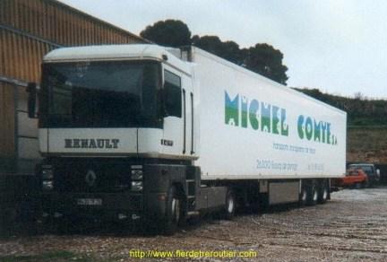 Une vraie plaie ce camion !