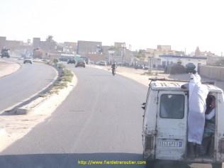 Arrivée dans la capitale Nouakchott