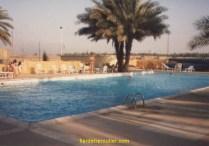 Base de vie Dumez à Bagdad