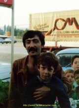 Ali et Rémi à Bursa