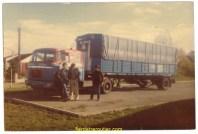 Premier camion de Didier