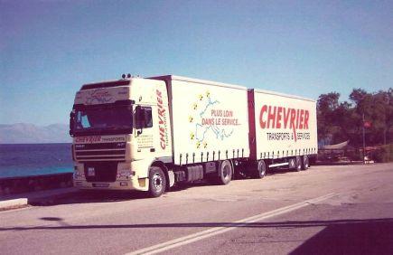 Avec euro 3 CHEVRIER est passé aux 480CV