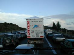 Autoroute Athènes 2002