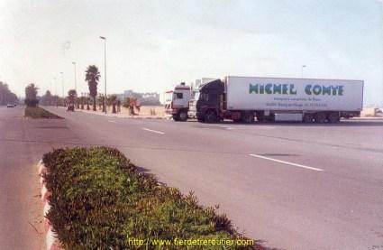 En pause à Rabat