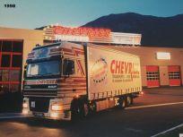 1998 Grande année. Transfert sur le Nouveau site de BONNEVILLE