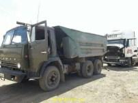 Tombé en panne au KZ,Henrik a attendu chez Scania à Astana ou Alma-Aty pendant .... 7 jours l'arrivée de sa pièce de rechange.