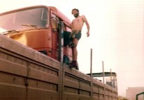 Camion duplex. Le magirus de Jojo que nous ramenions de Téhéran