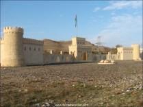 Frontière Azerbaidjan