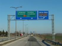 Direction autoroute Istanbul ça fait rever