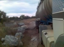 Et quelques photos de mon camion avant de repartir