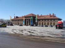 La gare de Erzurum