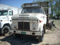 FORD série N, 200-265 CV, 1963