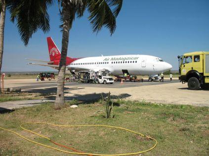 avion interieur (logo ravenala)