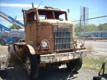 Autocar U 8144T truck 5-6 t, 112 CV