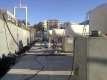 dans un bateau de 6000 tonnes à destination de l'Algérie