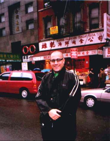 Chinatown en New York