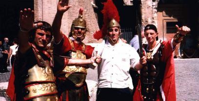 Coliseo en Roma