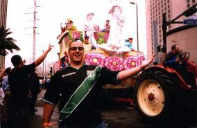 Mardi Gras en New Orleans