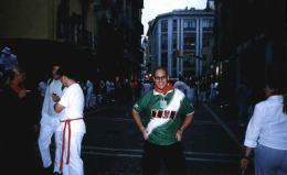 Pamplona en San Fermín 2001