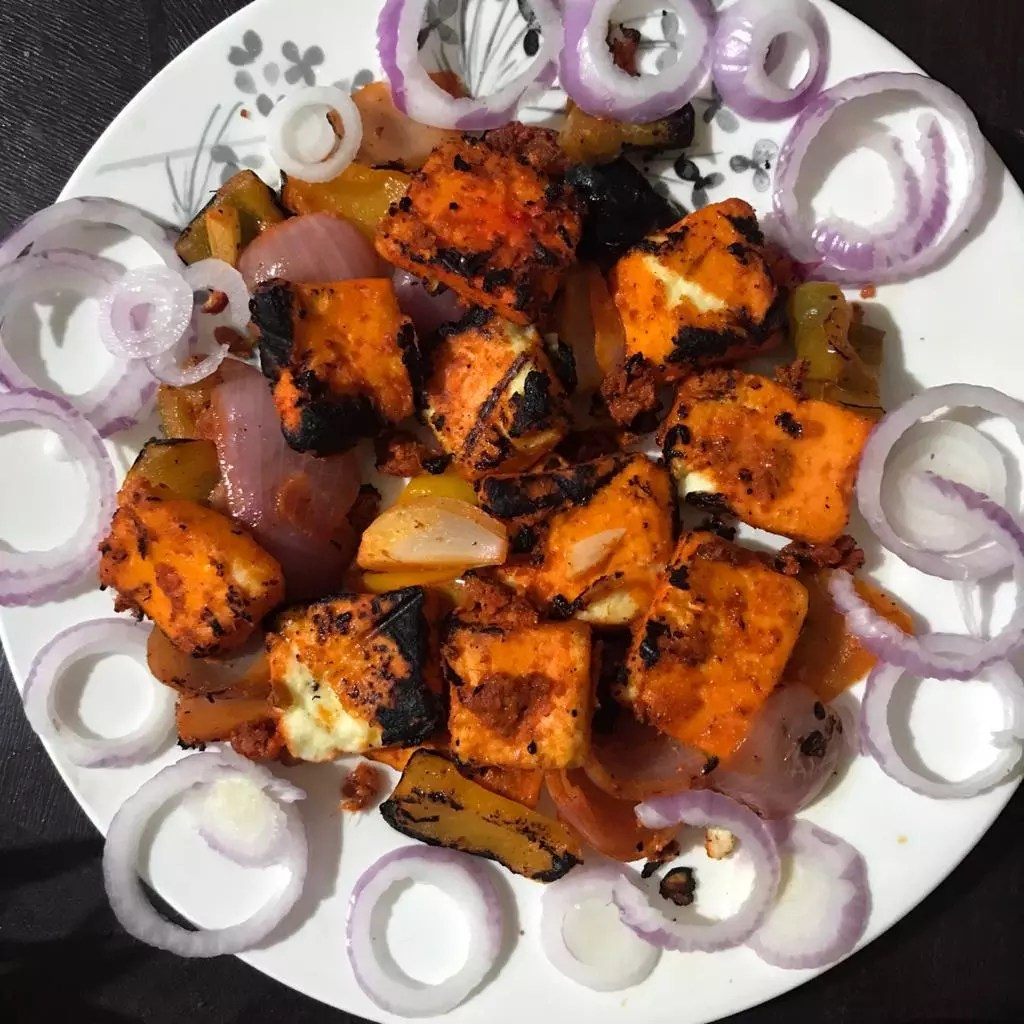 Paneer Tikka Photo