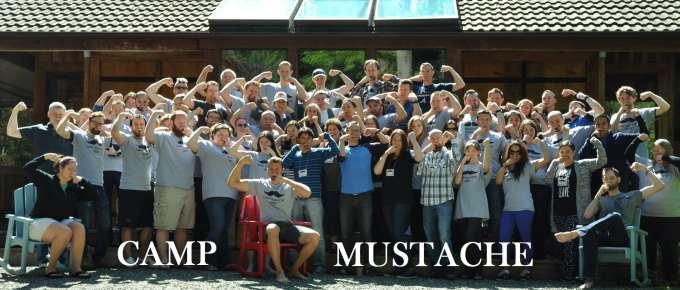 Camp Mustache 2016