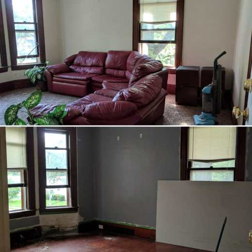 1 unit before after