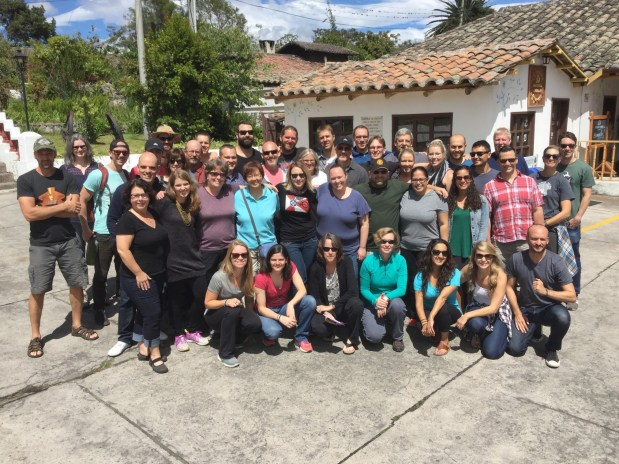 ecuador friends