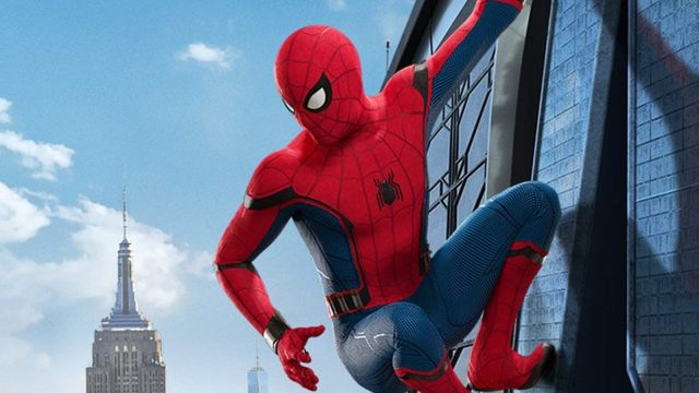 Maquillage Spiderman