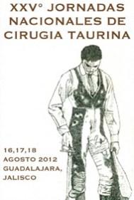 XXV° JORNADAS NACIONALES DE CIRUGIA TAURINA