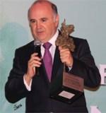 """Trofeo """"Minotauro"""" a el Toro de la Temporada"""