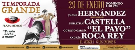 "71º Aniversario de la ""Plaza México"""