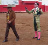 Matador Manolo Martínez