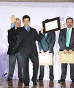 Reconocimiento al Banderillero Raúl Bacelis