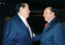 Don Francisco Ibarra López –Presidente de Grupo ACIR Nacional-, toda una vida juntos