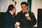 Con el Licenciado Antonio Ibarra Fariña –Director General de Grupo ACIR Nacional-, amigo fundamental en su vida profesional y personal