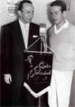 """El Maestro Juan Silveti """"El Tigre"""", también ante el micrófono de """"Fiesta Brava""""®, en la X.E.F.R., """"Radio Felicidad"""""""