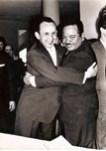 El Compositor Álvaro Carrillo, amigo, compadre y hermano de la vida por siempre –Padrino de bautizo de su hijo Héctor Hernández Vázquez-