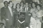 """Durante el control remoto del Programa """"Serenata en su Ventana"""", con el Compositor y Cantante Cuco Sánchez"""