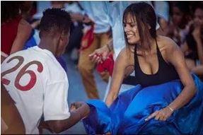 Ganadores de los concursos de baile de La Fiesta del Tambor 2019.