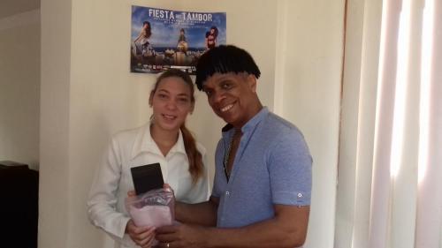 Ganadores del sorteo del Festival Fiesta del Tambor 2018  (2)