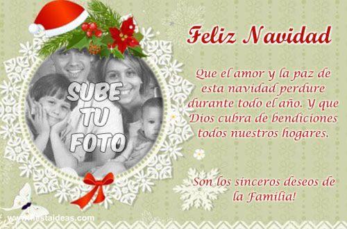 tarjetas feliz navidad 2