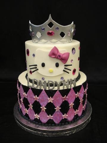 Ideas De Decoracion De Torta Hello Kitty