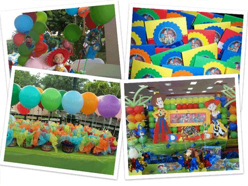 ideas decoracion toy story